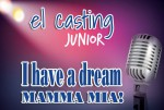 "Llega el Casting Junior de ""I have a dream"""