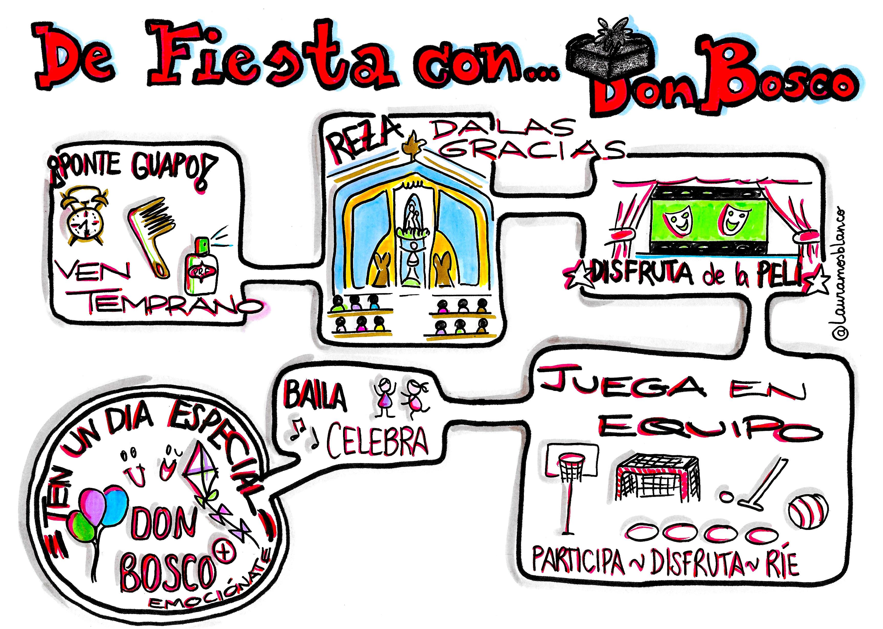 De Fiesta con Don Bosco