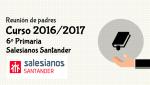 Presentación Reunión de familias 2016/2017